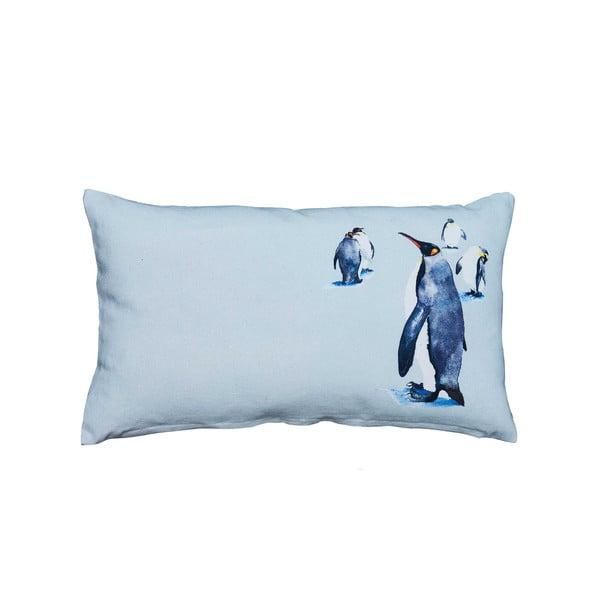 Poszewka na poduszkę COVERS & CO Penguin, 30x50 cm