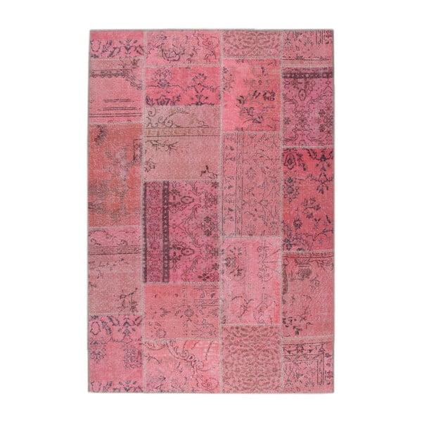 Dywan Kaldirim Pink, 140x200 cm