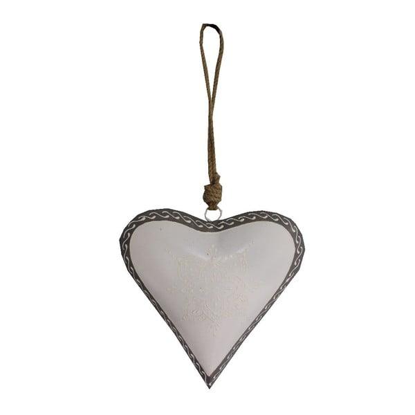 Dekoracja wisząca Light Heart, 20 cm
