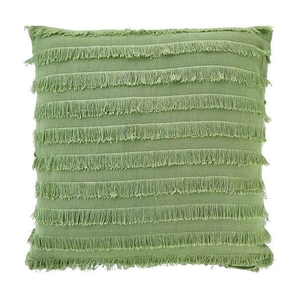Poduszka z wypełnieniem Franjer Green, 45x45 cm