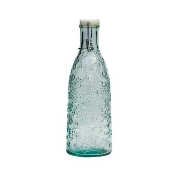 Butelka szklana Ego Dekor Flora, 950 ml