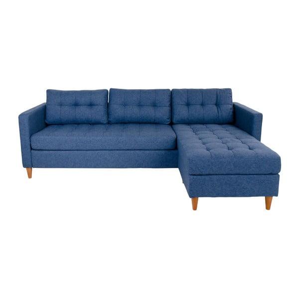 Niebieski narożnik House Nordic Marino