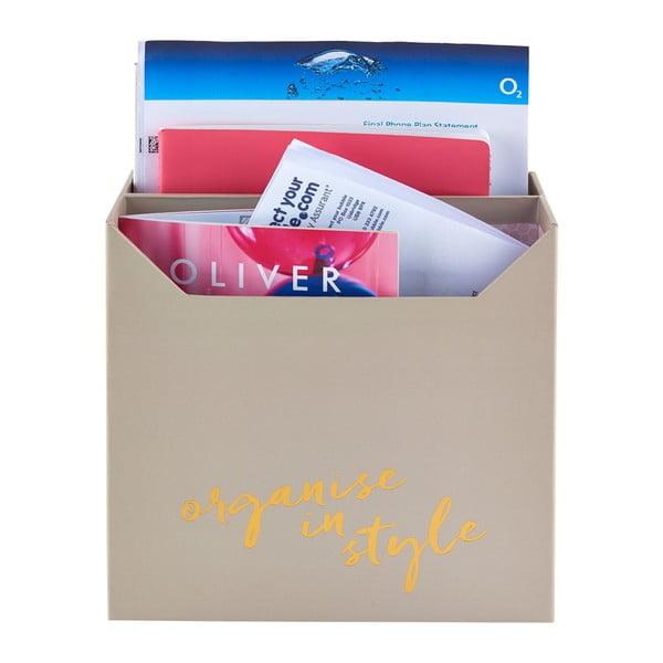 Organizer na dokumenty/gazety Busy B Organise in Style