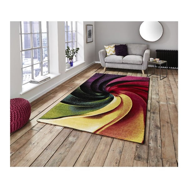 Dywan Think Rugs Sunrise Twirl, 160x220 cm