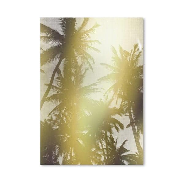 Plakat Trees In Paradise