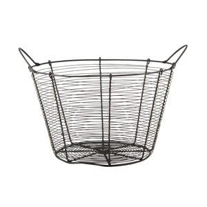 Koszyk metalowy Handle Zinc