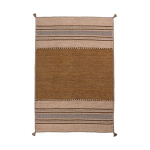 Dywan Native 325 Brown, 80x150 cm