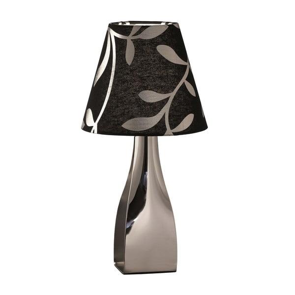 Lampa stołowa Tyfors, srebrna