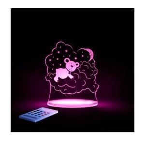 Dziecięca lampka nocna LED Aloka Miś