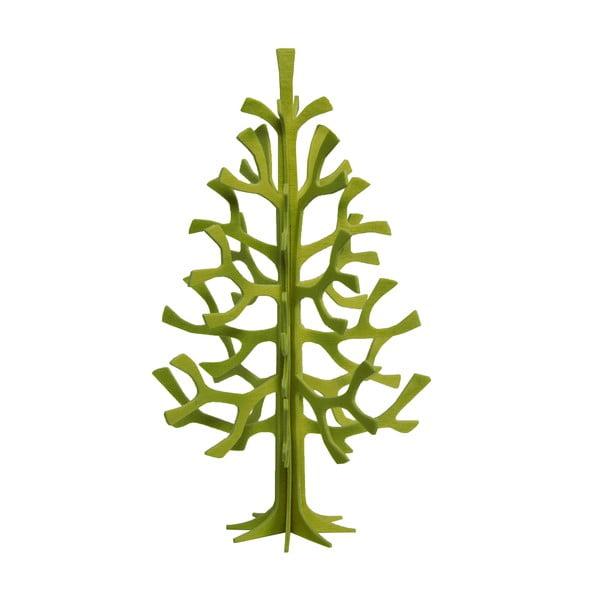 Składana pocztówka Lovi Spruce Light Green, 12 cm