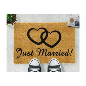 Wycieraczka Artsy Doormats Just Married, 40x60 cm