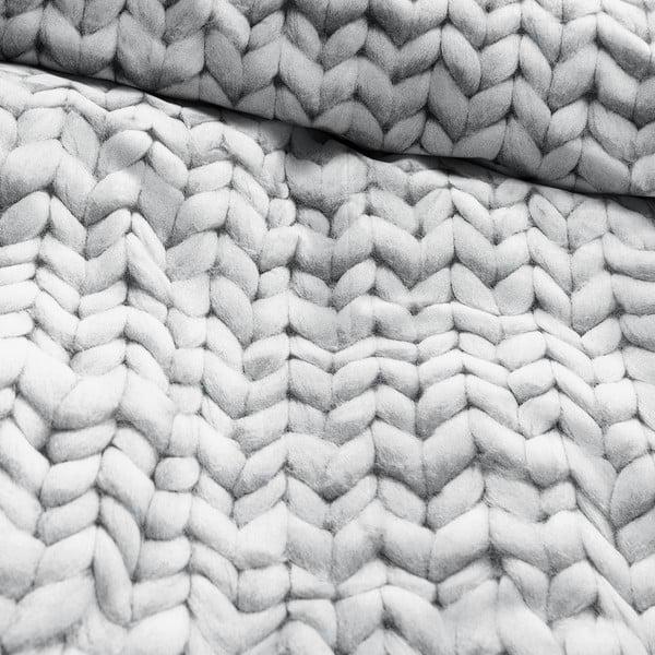 Pościel Snurk Twirre Grey 140x200 cm