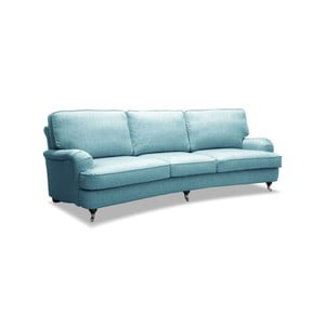 Turkusowa sofa VIVONITA William