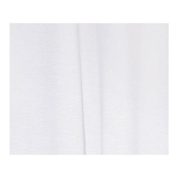 Zasłona Vanessa White, 245x140 cm