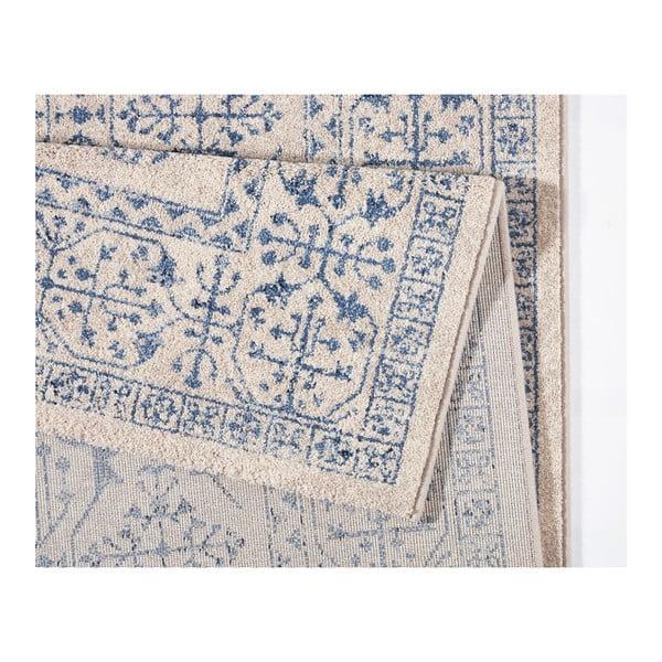 Dywan Schöngeist & Petersen Diamond Details Blue, 133 x 195 cm