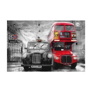 Plakat wielkoformatowy Taxi & Bus, 175x115 cm