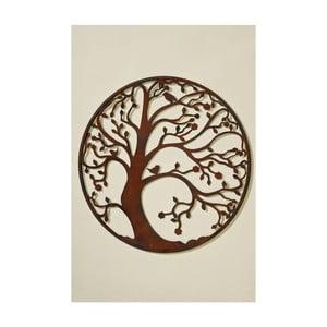 Dekoracja naścienna Tree Iron