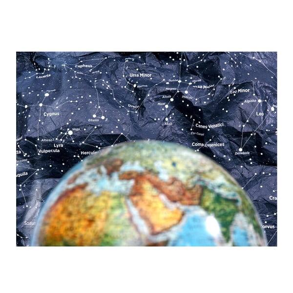 Zgniecona mapa Palomar Crumpled Sky Jesień/Zima