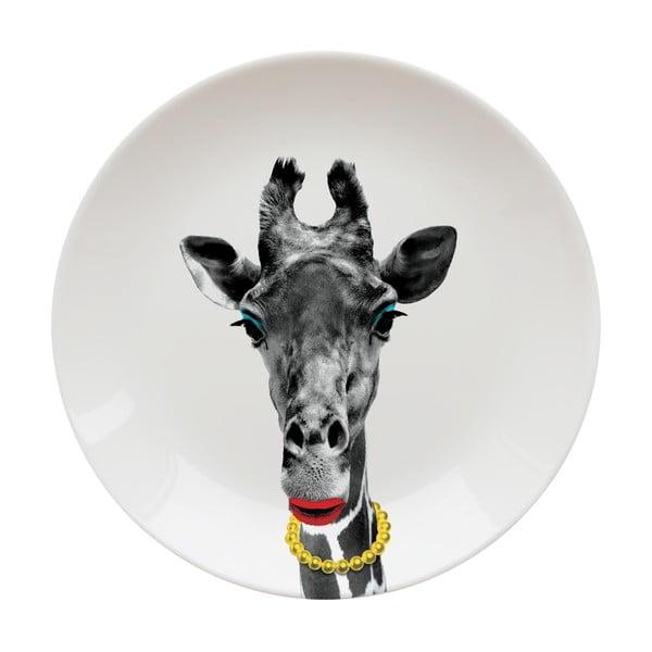Talerz Wild Dining Żyrafa