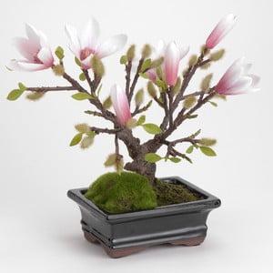 Sztuczne drzewko bonsai Magnolia