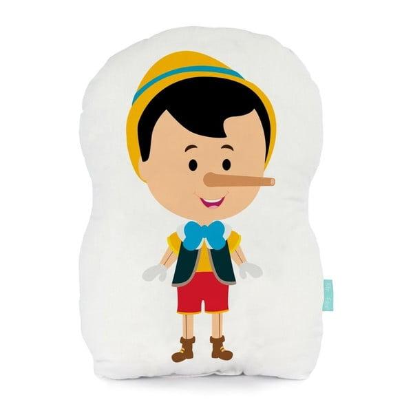 Poduszka bawełniana Mr. Fox Pinocchio, 40x30 cm