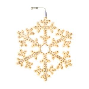 Świecąca gwiazda Best Season Warm Snowflake, Ø 75 cm