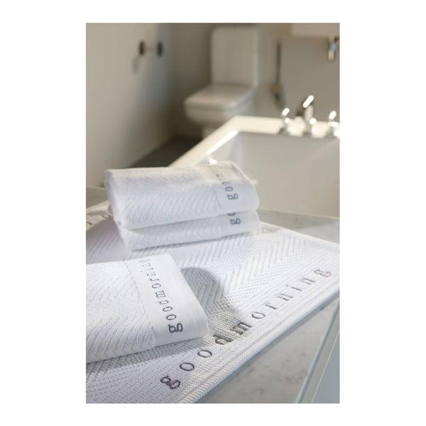 Dywanik łazienkowy Good Morning White, 60x100 cm