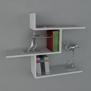 Półka Bien Book White, 22x89,5x70,5 cm