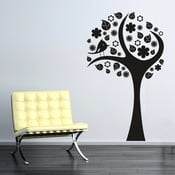 Naklejka Wallvinil Kwitnące drzewo