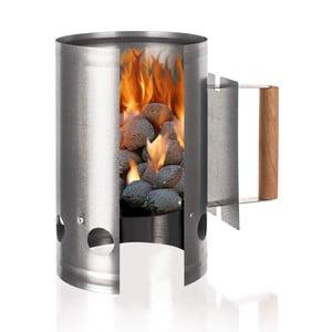 Komin do rozpalania brykietu BBQ