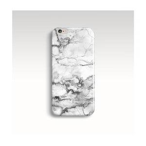 Etui na telefon Marble Charcoal na iPhone 6/6S