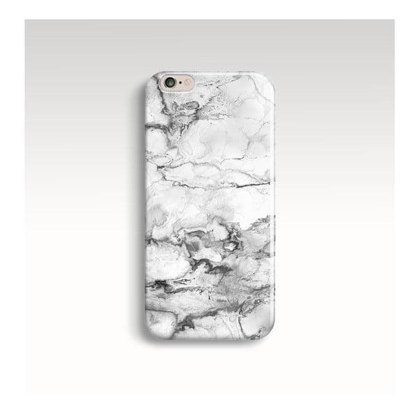 Etui na telefon Marble Charcoal na iPhone 6+/6S+