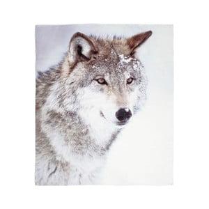 Koc Wolf, 150x130 cm