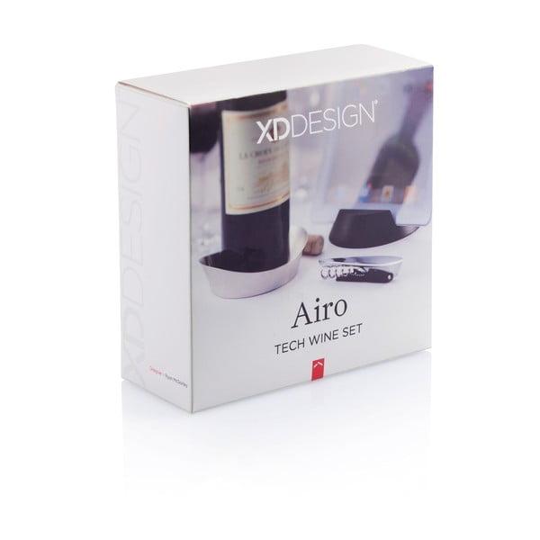 Zestaw akcesoriów do wina Airo Tech