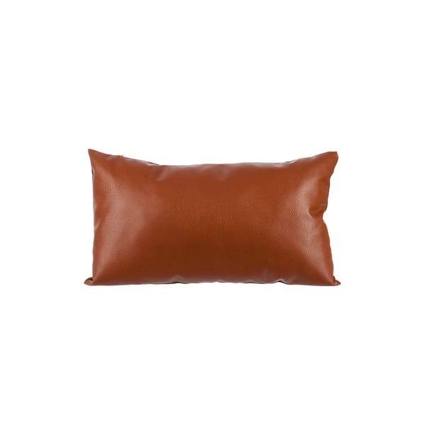 Poduszka Leather Velvet, 30x50 cm