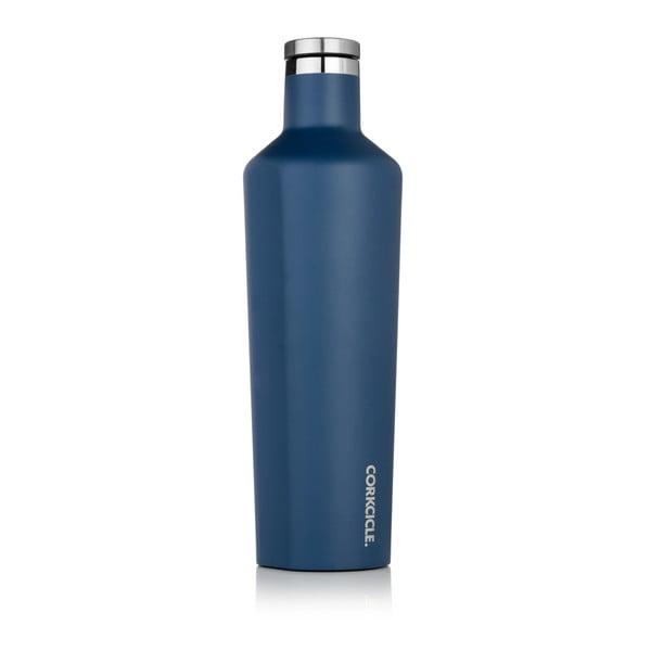Butelka podróżna Root7 Matte Blue Large