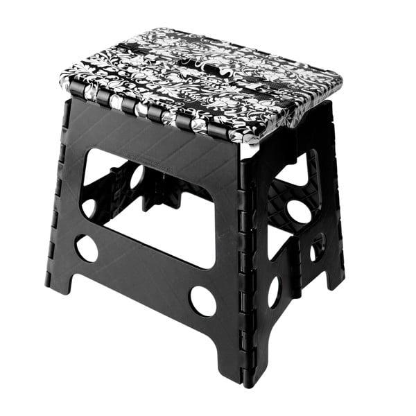 Składany stołek Vigar Dark Side