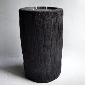 Palmowa świeczka Legno Bruciato o zapachu lilii wodnej, 80 godz.