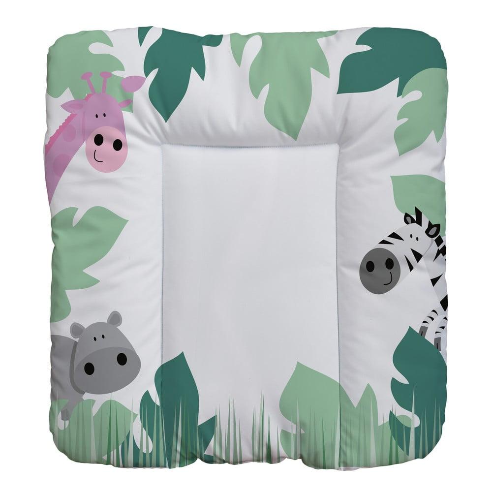 Poduszka na krzesło Mr. Little Fox Cute Africa, 75x70 cm