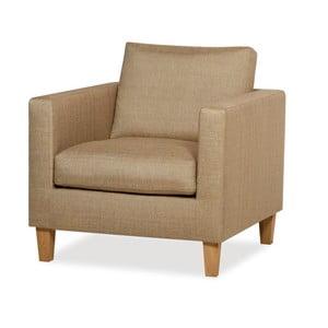 Jasnozielony fotel Softnord Kivik