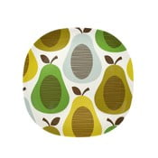 Talerz Orla Kiely Pear Peppermint, 26,5 cm