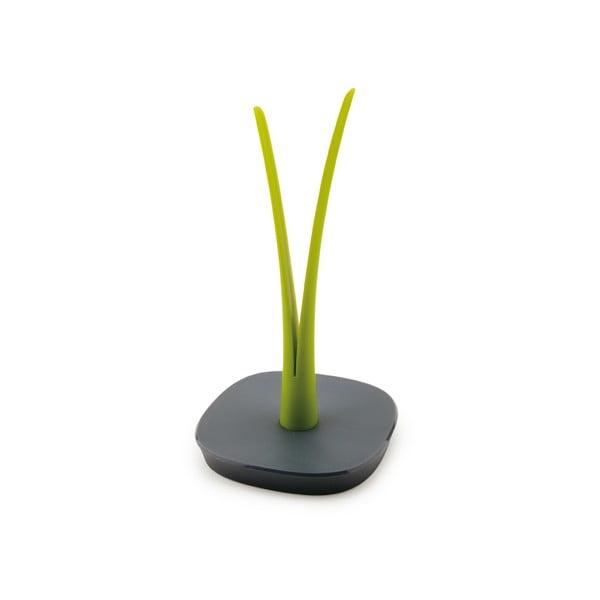 Zielono-szary stojak na ręczniki papierowe Vialli Design Livio