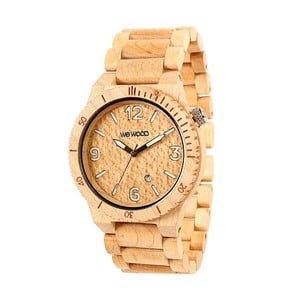 Drewniany zegarek Alpha Beige
