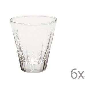 Zestaw 6 kieliszków Lucca Transparent, 50 ml