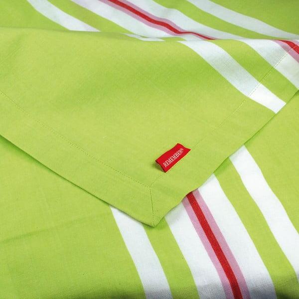 Bieżnik na stół Green Stripes