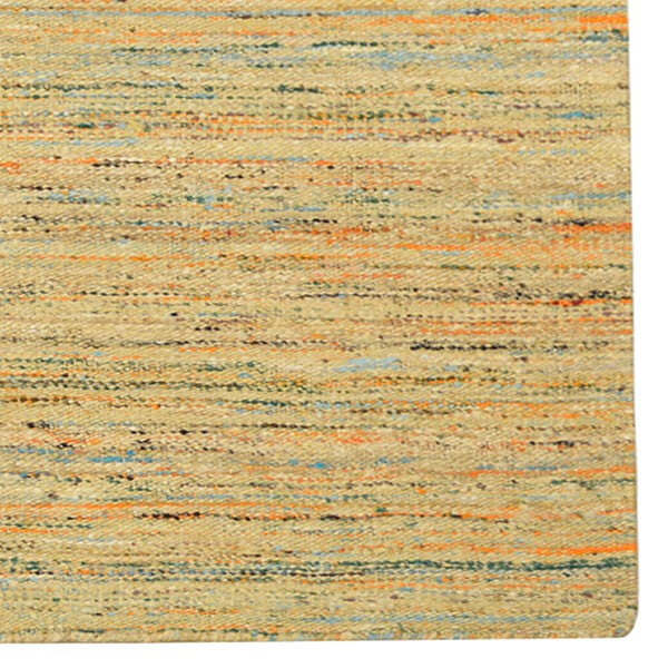 Dywan ręcznie tkany Kilim Sari Silk Beige, 60x90 cm