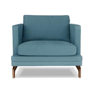 Turkusowy fotel Windsor &Co. Sofas Jupiter