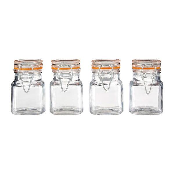 Zestaw 4 pojemniczków na przyprawy Premier Housewares, 90ml