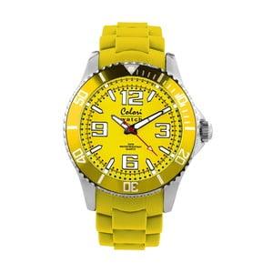 Zegarek Colori 44 Yellow