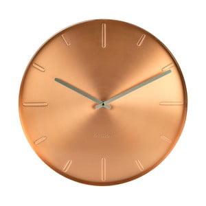 Zegar miedziany Present Time Belt